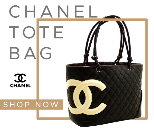 Shop your Luxury - Chanel Tote Bag