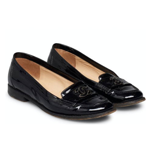 Chanel Signature Loafers