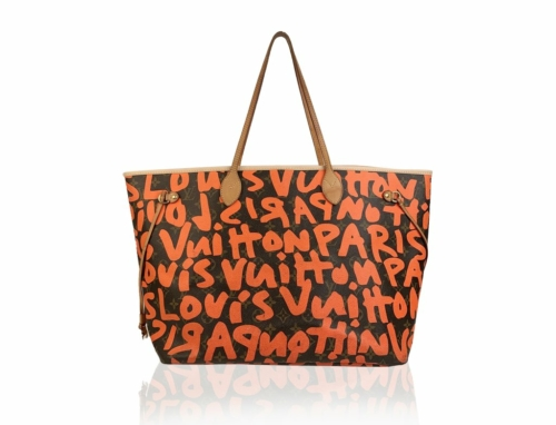 Louis Vuitton Stephen Sprouse Graffiti Neverfull GM Tote Bag