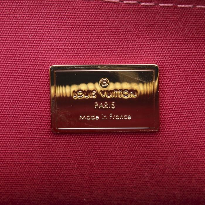 Louis Vuitton Vernis Miroir Alma BB