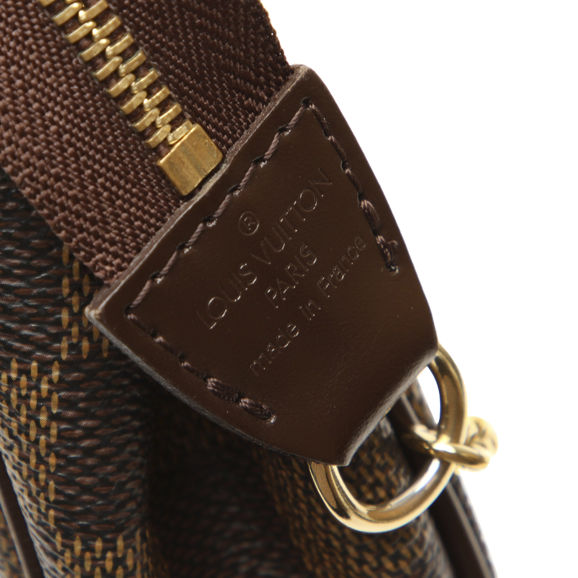 Louis Vuitton Damier Ebene Eva
