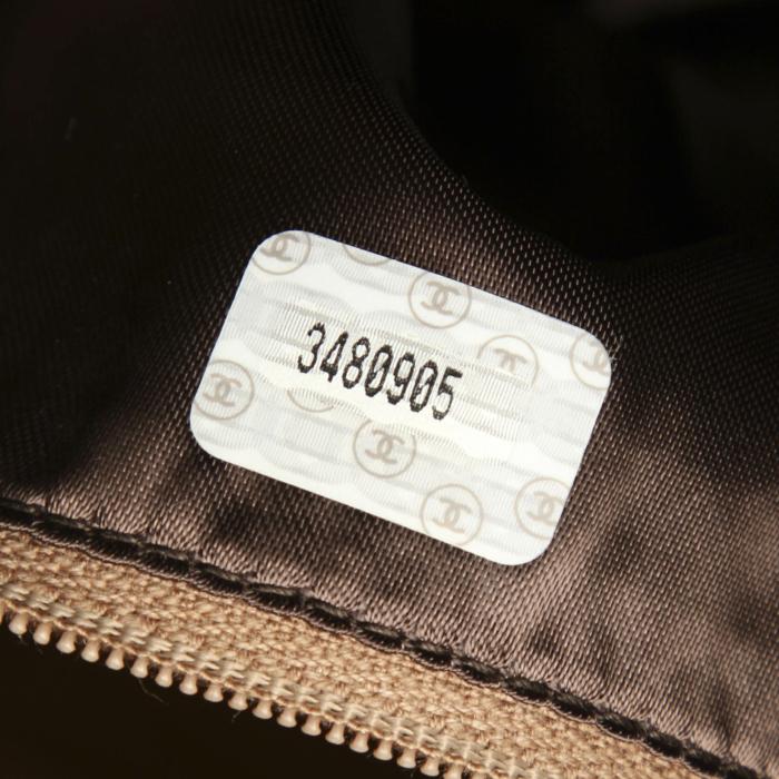 Chanel Classic CC Lambskin Leather Crossbody Bag