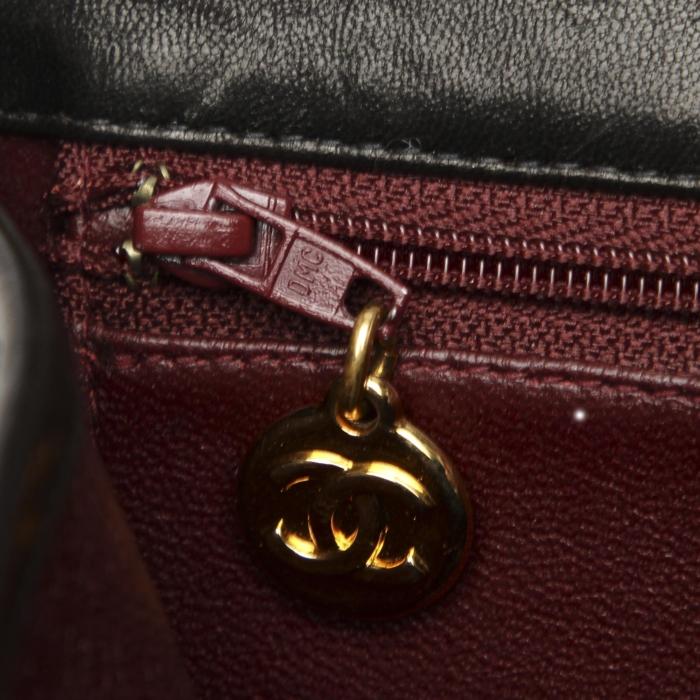 Chanel Mini Lambskin Leather Flap Bag
