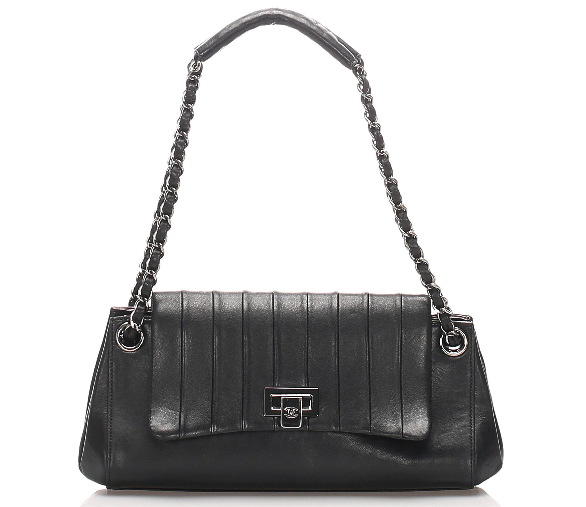 Chanel Reissue Lambskin Leather Shoulder Bag