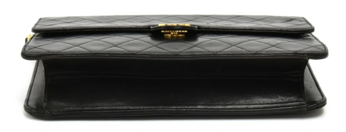 Chanel Classic Lambskin Leather Bag
