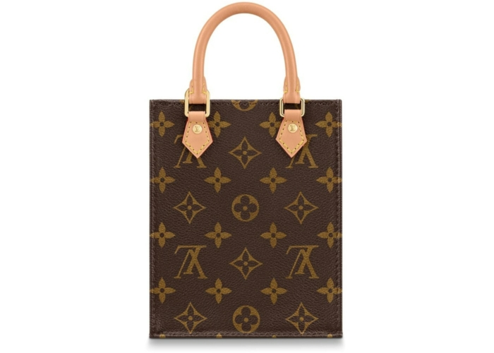 Louis Vuitton Petit Sac Plat