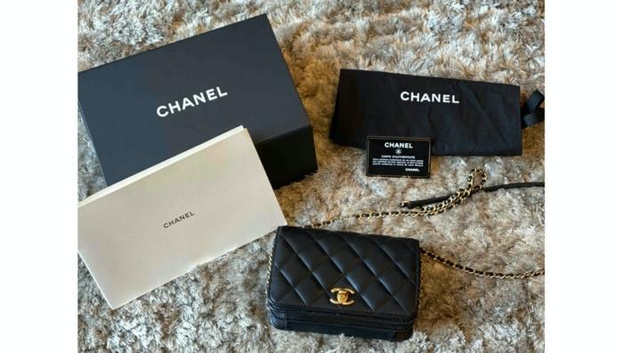 Chanel Full Flap Crossbody Bag