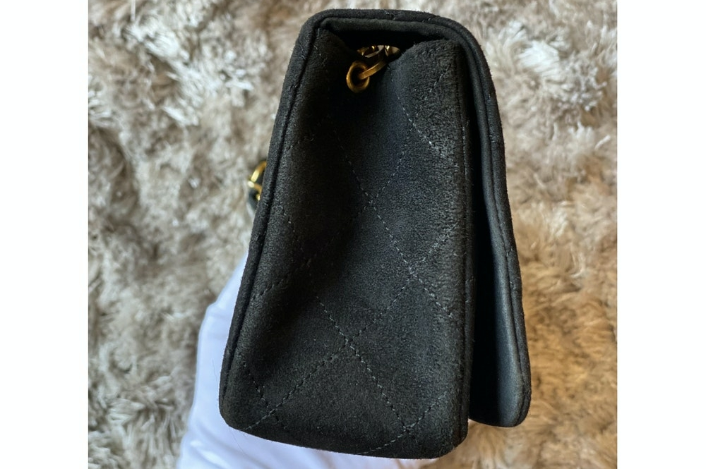 Chanel Rare Vintage Mini Full Flap Bag