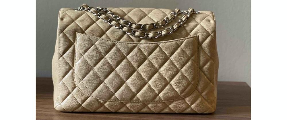 Chanel Jumbo Classic Single Flap Bag