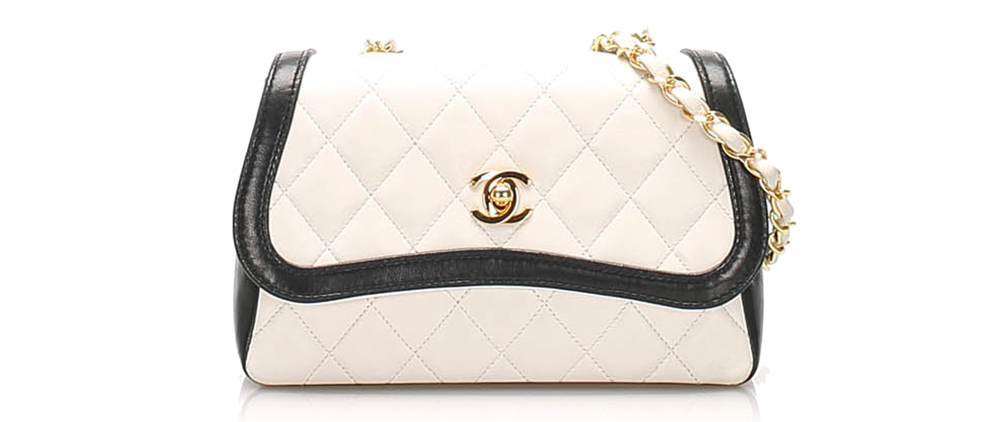 Chanel Mini Matelasse Leather Flap Shoulder Bag incl. Portemonnee