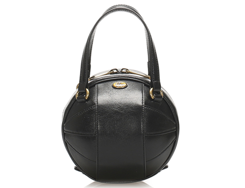 Gucci Tifosa Basketball Leather Handbag