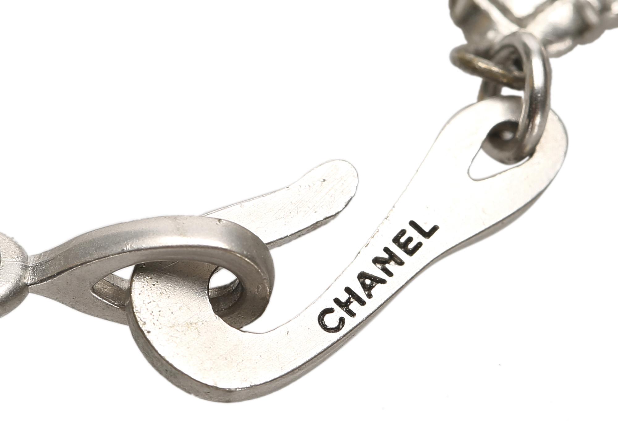 Chanel Camellia Bracelet