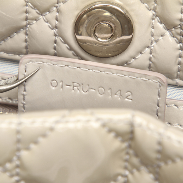 Dior Cannage Soft Shopper Tote