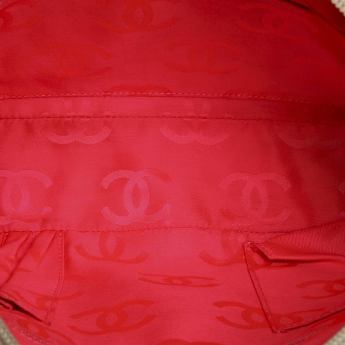 Chanel Cambon Ligne Lambskin Leather Shoulder Bag