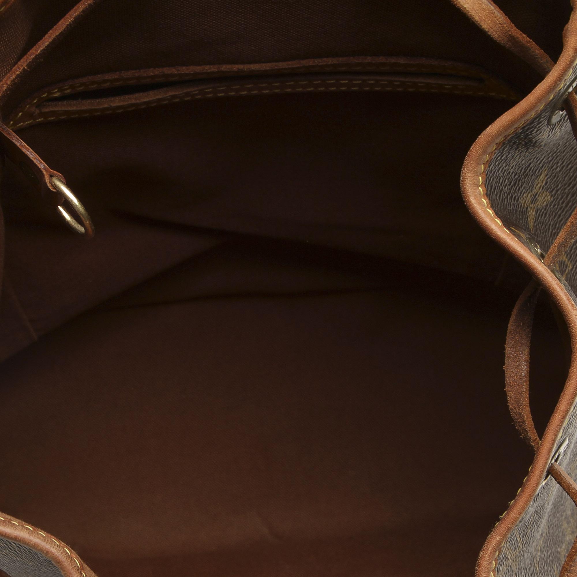 Louis Vuitton Monogram Mini Montsouris