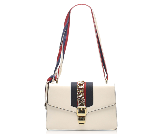 Gucci Sylvie Chain Mini Crossbody Bag