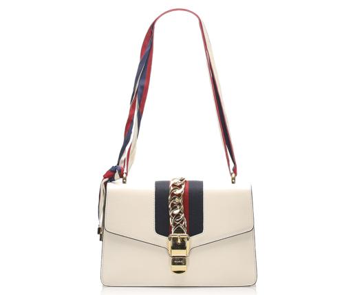 Gucci Sylvie Chain Mini Crossbody Bag