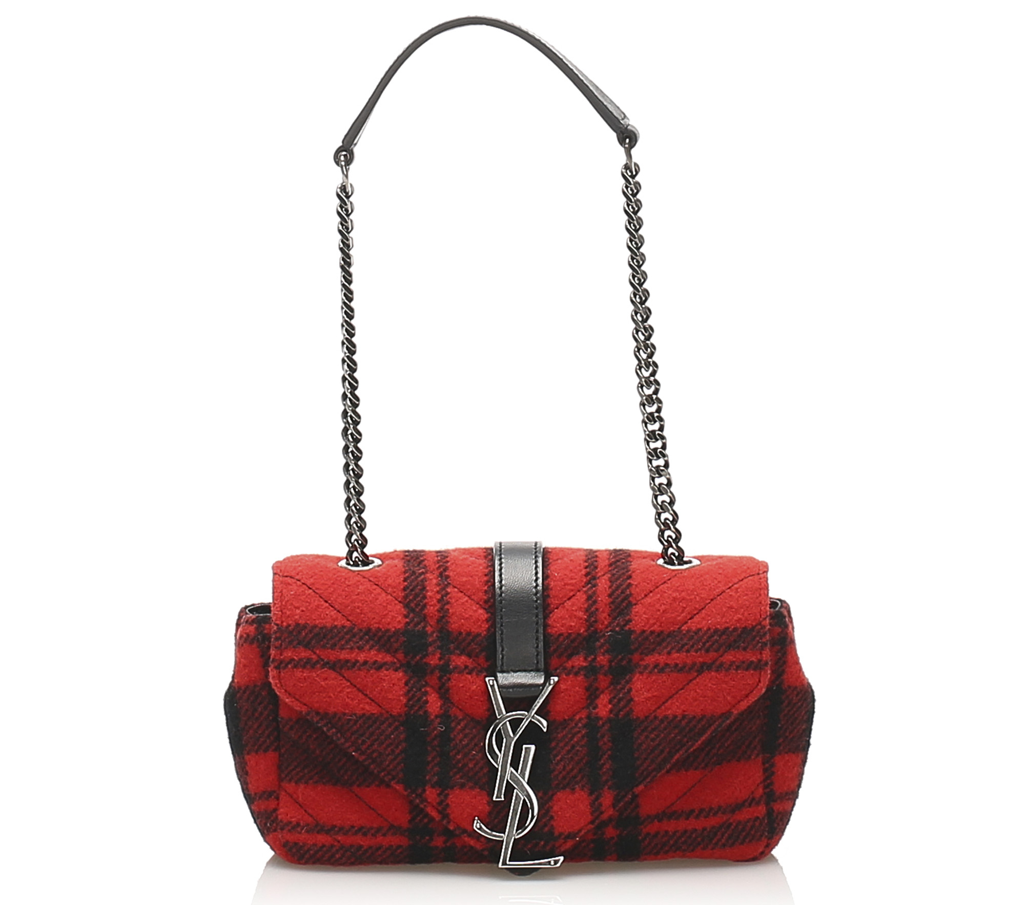 Saint Laurent Monogram Crossbody Bag