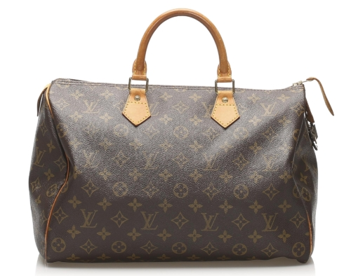 Louis Vuitton LV Monogram Speedy 35
