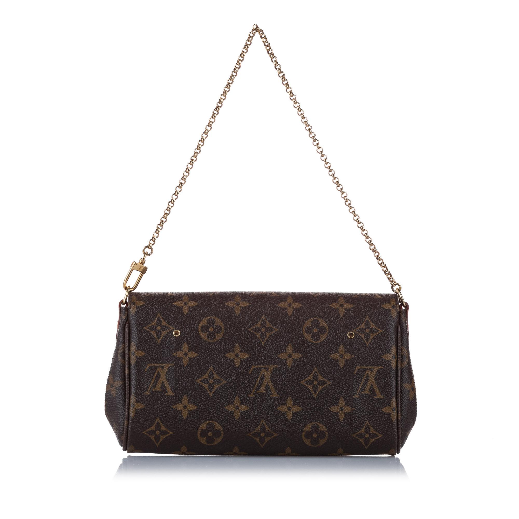 Louis Vuitton Monogram Favorite PM