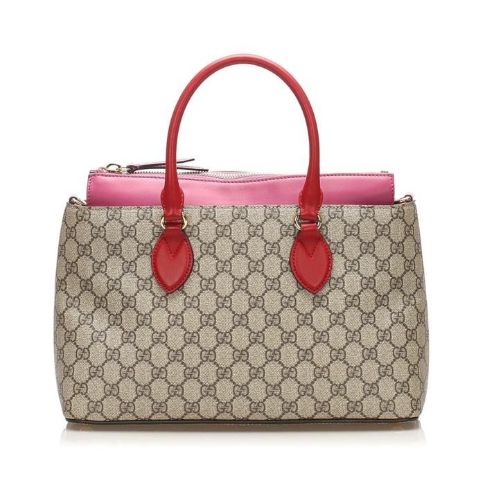 Gucci GG Supreme Handbag