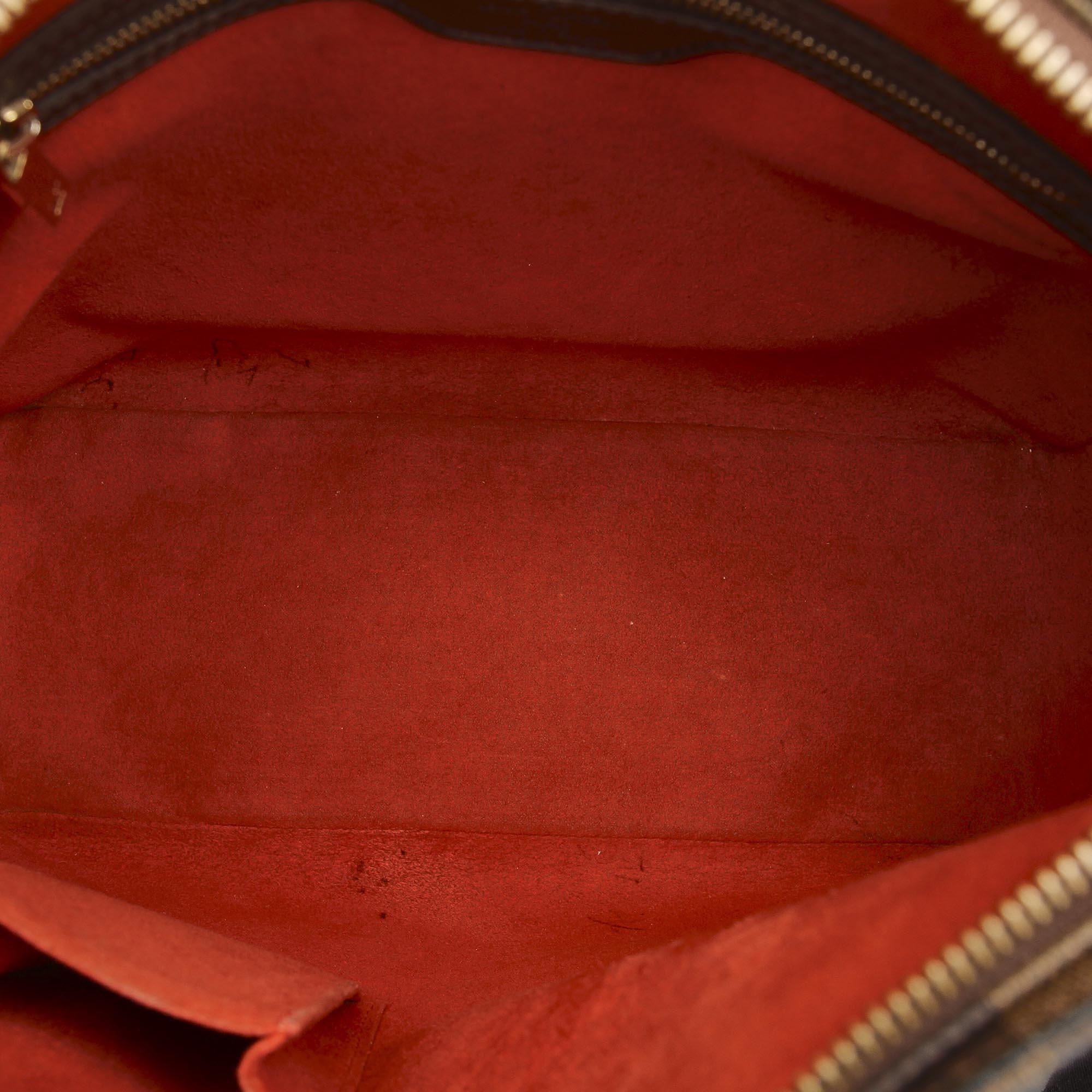 Louis Vuitton Damier Ebene Looping GM