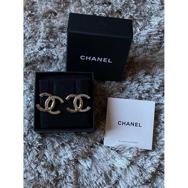 Chanel CC Oorbellen