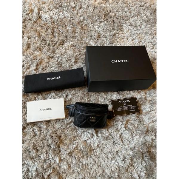 Chanel Arm Bracelet Bag