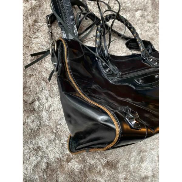 Balenciaga Glaze City Bag