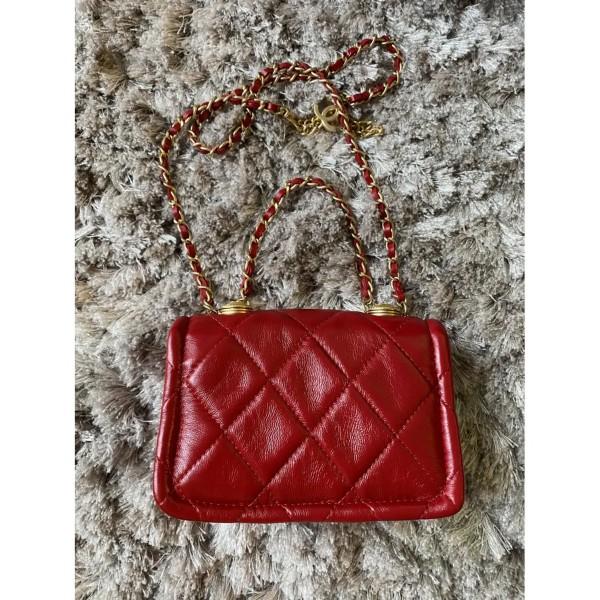 Chanel Limited Edition 2020 Mini Bag/Heuptas/Clutch