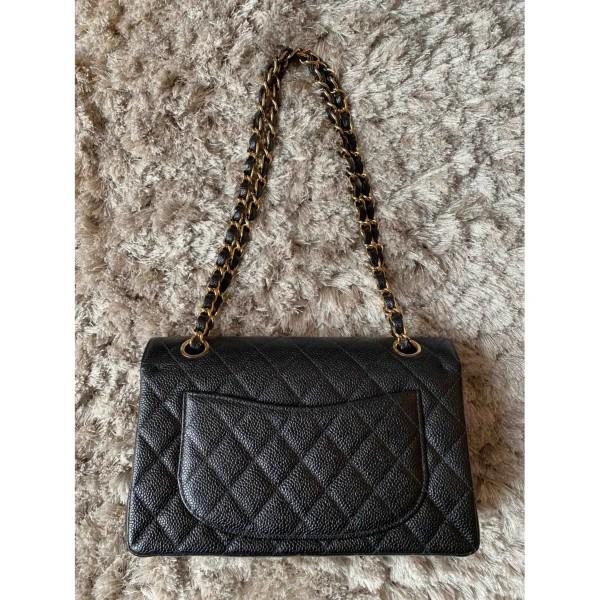 Chanel Caviar Small Classic Flap Bag